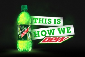 PEPSICO HOW WE DEW CAMPAIGN
